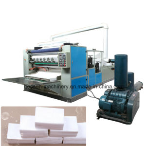 Automatic Machine for Facial Tissue Paper pictures & photos