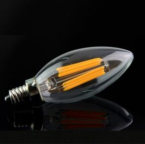 Chandelier Dimmable E14 4W LED Candle Light pictures & photos