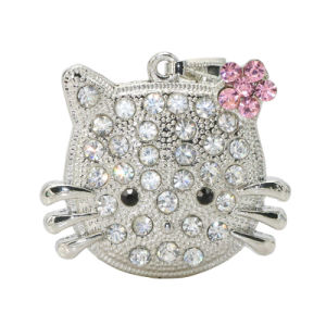 Crystal Hello Kitty 32GB USB Memory Stick Pendrive Cute Gift pictures & photos