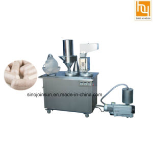 Packing Machine of Semi-Automatic Capsule Filling Machine pictures & photos