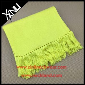 Winter Fashion Long Wool Knit Scarf pictures & photos