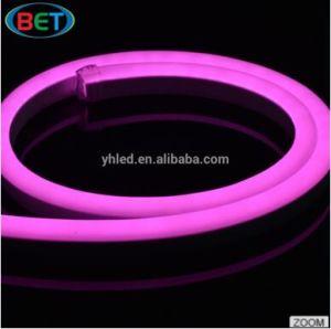 100-240V/High Voltage 2835 Flex Neon Rope Light with Uiform Light ETL pictures & photos