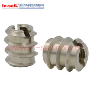China Professional Manufacturer Supply Various Self-Tapping Threaded Insert pictures & photos