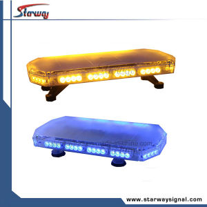 Warning Mini LED Magnetic Lightbar with Cigar Plug (LTF-A86AB/LED) pictures & photos