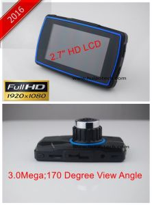 New Unique Private Housing 2.7inch Car Black Box Dash DVR with Full HD1080p Car Digital Video Recorder,5mega  Carmera, Parking Control,G-Sensor,HDMI out DVR-272 pictures & photos