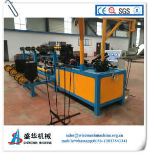 Professional Manufacture Full Automatic Chain Link Fence Machine pictures & photos