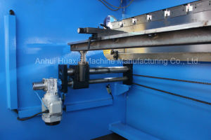 Hydraulic CNC WF67K 160T Bending Machine pictures & photos