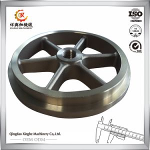 Customized Impeller Carbon Steel Casting Steel Casting Impeller Auto Accessory pictures & photos