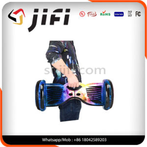 2-Wheel Water-Transfer Printing Electric Scooter with LED Light pictures & photos