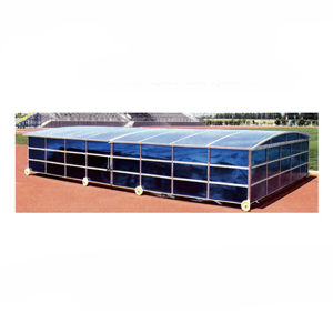 Hot Sale Durable Pole Jump Mats Shelter for Competition pictures & photos