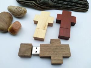 Customzied Logo New Design Christian USB Flash Drive pictures & photos