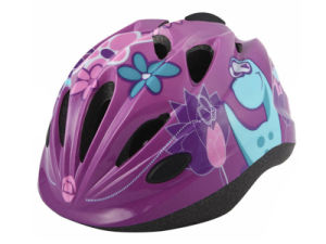 Carton Design Bicycle Kids Helmet (VHM-027) pictures & photos