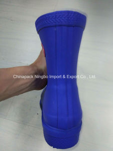 Fashion Rain Boots / Rubber Boots / Rain Shoes Women Boots pictures & photos