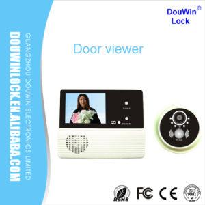 Under Video Front Security Door Bell Eye Camera pictures & photos