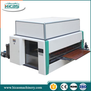 Hicas Hot Sale MDF Board Spray Painting Machine pictures & photos