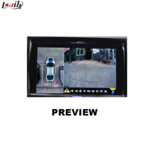 Rear View & 360 Panorama Interface for Peugeot New 3008 5008 etc with Blue-I System Lvds RGB Signal Input Cast Screen pictures & photos