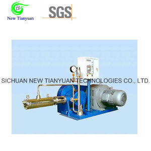 Single Type Horizontal Type LNG Lo2 Liquid Cryogenic Pump pictures & photos