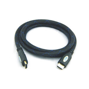 24 AWG HDMI Cable/24k Gold-Plated pictures & photos