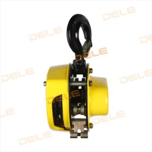 1-20ton Manual Chain Pulley Block pictures & photos