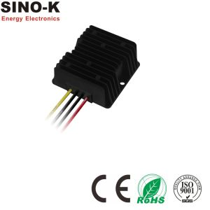 Waterproof DC-DC 12V to 28V 5A 140W Boost Power Converter pictures & photos