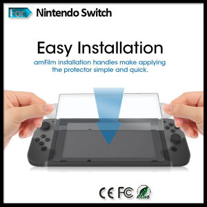 Tempered Glass Film Screen Protector for Nintendo Switch Console Games Accessories pictures & photos