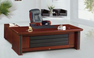 Classic Design Wooden Office Table/Desk Project Office Furniture (NS-ND031) pictures & photos