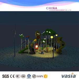 Vasia New Theme and Climbing Unique Children Playground pictures & photos