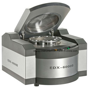 Edx6000b--Advanced Edxrf Spectrometer with 10 Sample Chargers pictures & photos