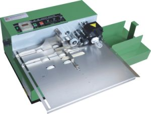 Wide Type Iron Coding Machine for Date and Batch No. Coding From China pictures & photos
