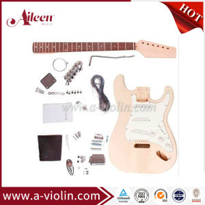 St Style DIY Electric Guitar Kits (EGS111-W) pictures & photos