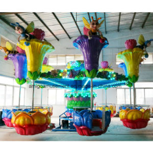 2018 Happy Bee Helicopter Outdoor Playground Ride Amusement Park Equipment pictures & photos