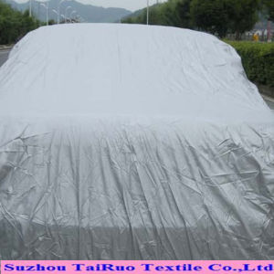 100% Poly Taffeta with Silver Coated for Car Cover pictures & photos