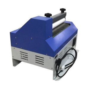 400mm Hot Melt Glue Roller Machine for Mats pictures & photos