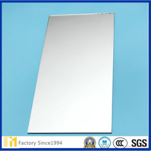 Home Decor Bathroom Bedroom Dressing Room Aluminum Frameless Mirror pictures & photos