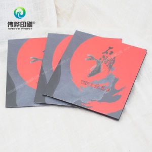 UV Varnishing Paper Printing VIP Invitation Cards pictures & photos