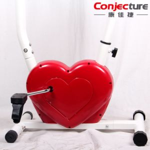 Fitness Home Eight Resistance Heart-Shaped Magnetic Exercise Bicycle pictures & photos