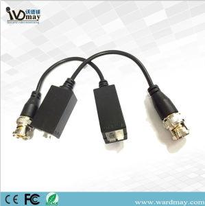 UTP Video Balun for Cvbs/Ahd/Cvi/Tvi Camera CCTV Connector pictures & photos