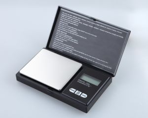 Digital Pocket Scale Gold Gram Balance Weigh Jewelry Scale pictures & photos