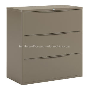 Office Use Steel Filing Cabinet (T2-FC03) pictures & photos