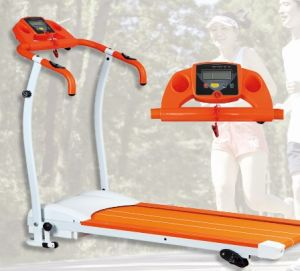 Electrict Treadmill/ Cardio Equipment Home Motorized Treadmill (U-3706) pictures & photos