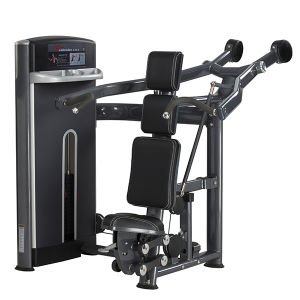 Body Building Exercise Machine Seated Shoulder Press Fitness Equipment Gym pictures & photos