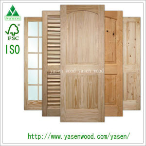 Factory Engineering Interior Timber/Wooden Door