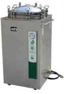 Jy1002 Automatic Electric Vertical Steam Sterilizer
