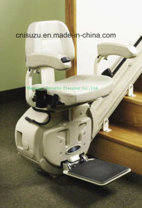 Curved Rail Stair Lift pictures & photos
