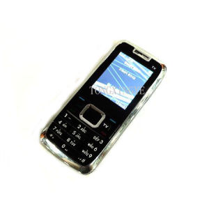 Quadband Free TV Dual SIM Phone Cell Phone (CTV66M)