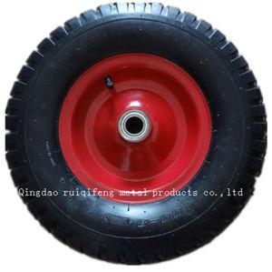 400-8 Pneumatic Air Wheel for Wheel Barrow