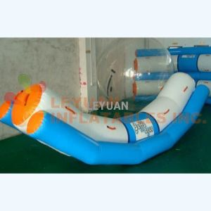 Inflatable Water Game, Inflatable Water Totter (LY-WG14)