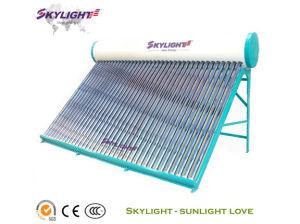 Passive Solar Water Heater (SLDTS)