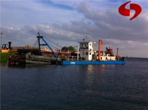 River Sand Suction Dredger (CSD 350) pictures & photos
