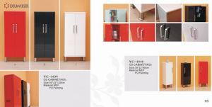 Wooden CD Cabinet (YC-1039, YC-1040)